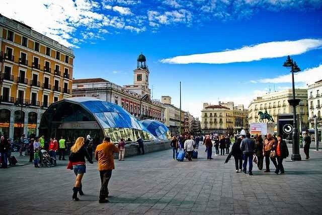 تعرف على درجات الحرارة و أفضل الأوقات لزيارة مدريد ..