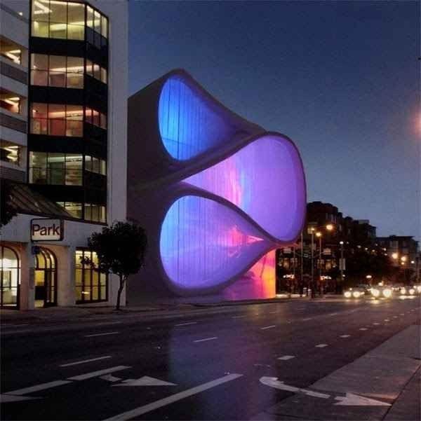 """متحف """"الأداء والتصميم""""..واحدا من أهم المتاحف في سان فرانسيسكو.."""