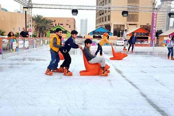 حديقة خليفة بن سلمان- منتزهات عائلية في البحرين Bahrain