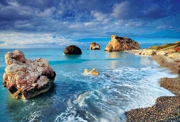 شاطئ بافوس