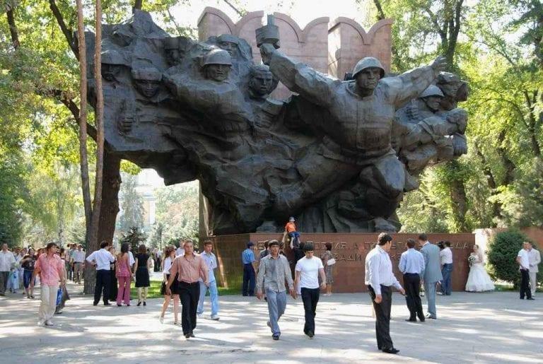 """- اليوم الرابع زيارة """" المتحف الوطنى - حديقة اوك و بانفيلوف """" .."""