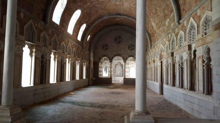 قصر سرحال .. منتزهات في جزين لبنان Jezzine