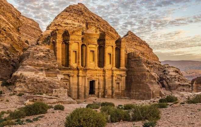 الاماكن السياحية في عجلون الاردن ..