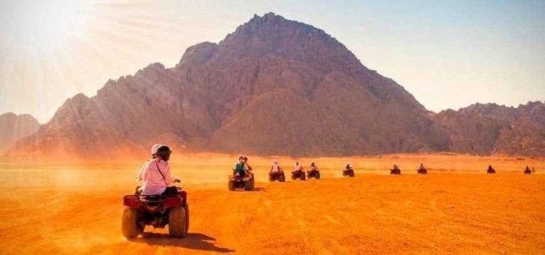 رحلة سفارى للصحراء