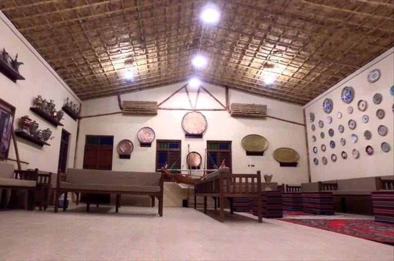 """"""" متحف بيت العثمان Bait Al Outhman Museum """".."""