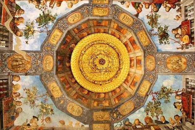 المتحف الأثرى فى فيرارا