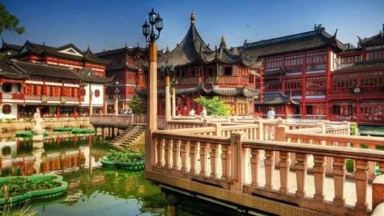 """- اليوم السادس """"حديقة يويوان شنغهاى """".."""