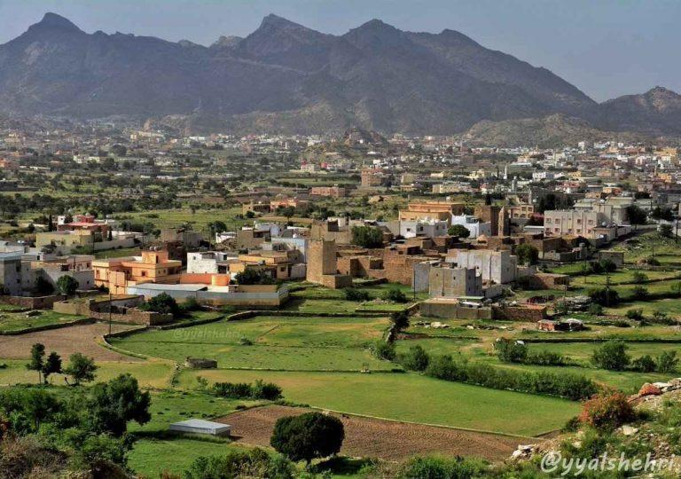 منتزهات في تنومه : أهم 5 أماكن للتنزه في مدينة تنومه 5