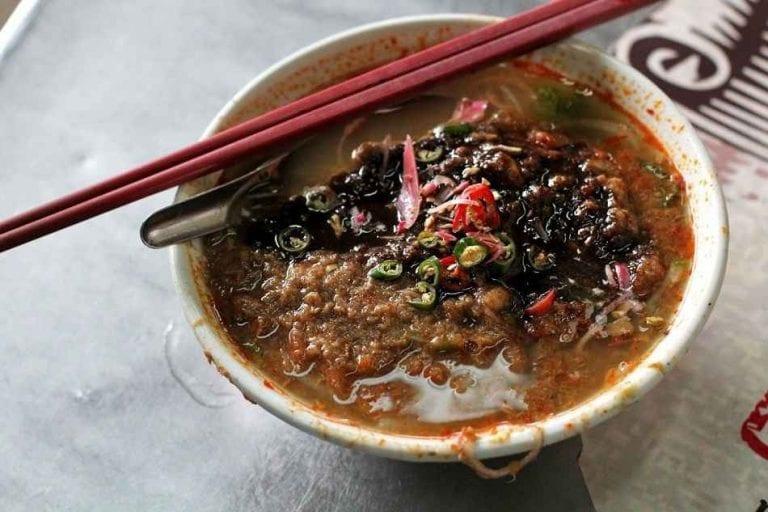 أسام لاكسا - الأكلات المشهورة في ماليزيا Malaysia