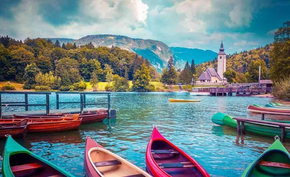 برنامج سياحي في سلوفينيا