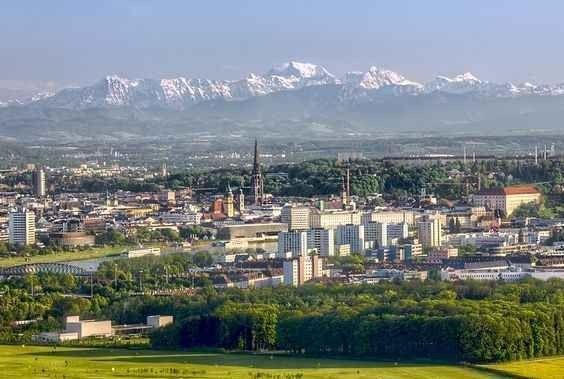 تعرف على درجات الحرارة و أفضل الأوقات لزيارة لينز النمسا
