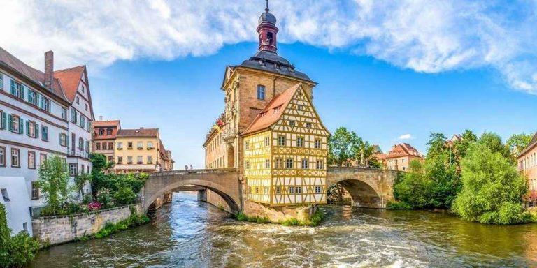 السياحة في بامبرغ الألمانية