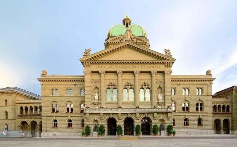 القصر الإتحادى السويسرىبوندسهاوس Federal Palace of Switzerland