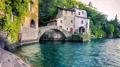 السياحة في كومو شمال ايطاليا