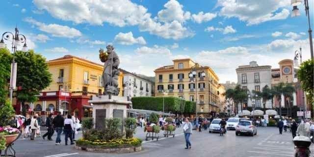 تعرف على درجات الحرارة و أفضل الأوقات لزيارة سورينتو إيطاليا