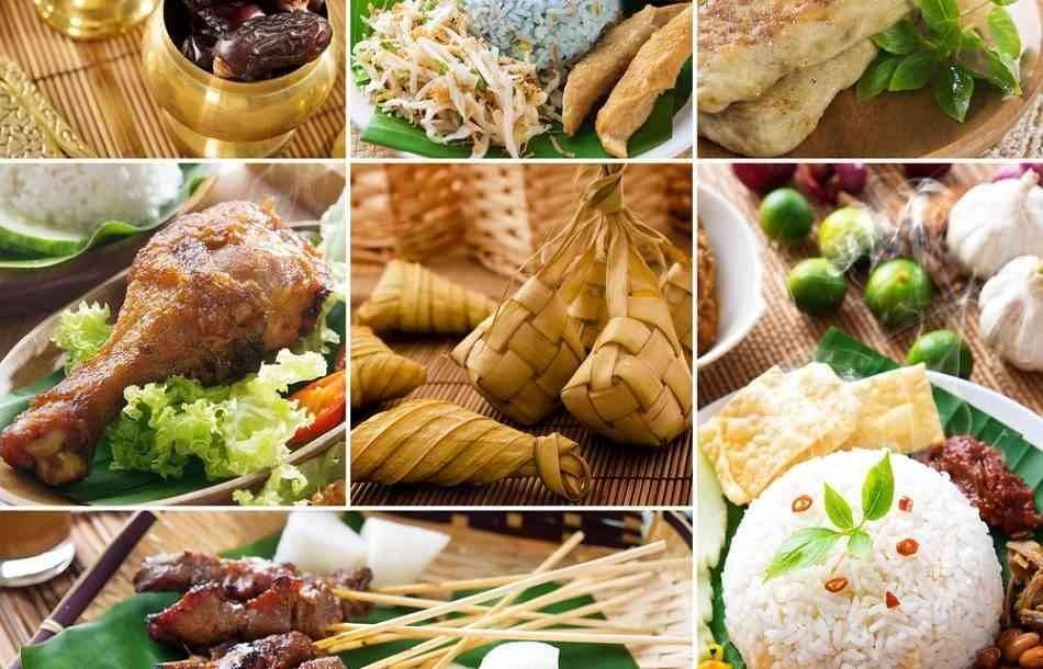 الأكلات المشهورة في ماليزيا Malaysia