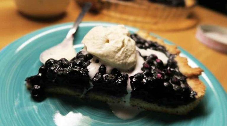 فطيرة التوت - الأكلات المشهور في فنلندا Finland