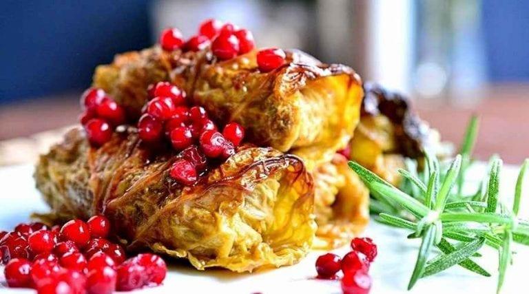 محشي الكرنب - الأكلات المشهور في فنلندا Finland