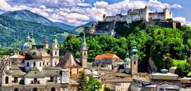 قلعة لينز Linz Castle