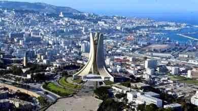 منتزهات في الجزائر