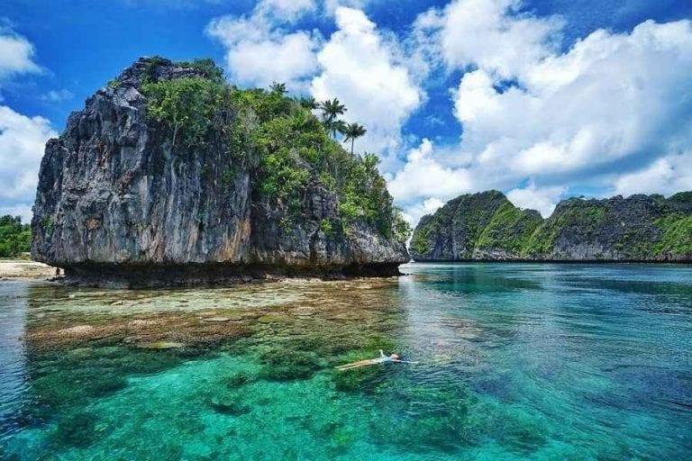 السياحة في جزر راجا امبات اندونيسيا ..