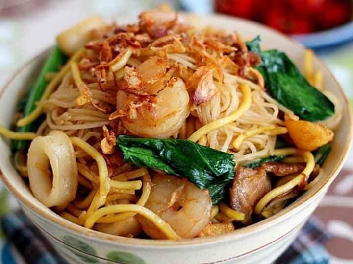 هوكين مي - الأكلات المشهورة في ماليزيا Malaysia