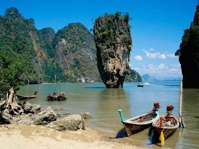 تعرف على..أجمل أماكن السياحة في باى تايلند...