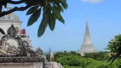 السياحة في فيتشابوري تايلند