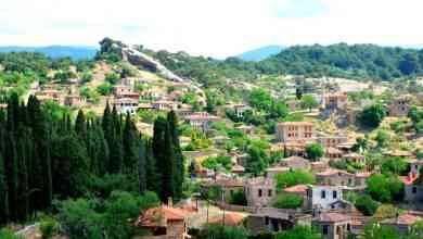 مناطق تركيا الريفية