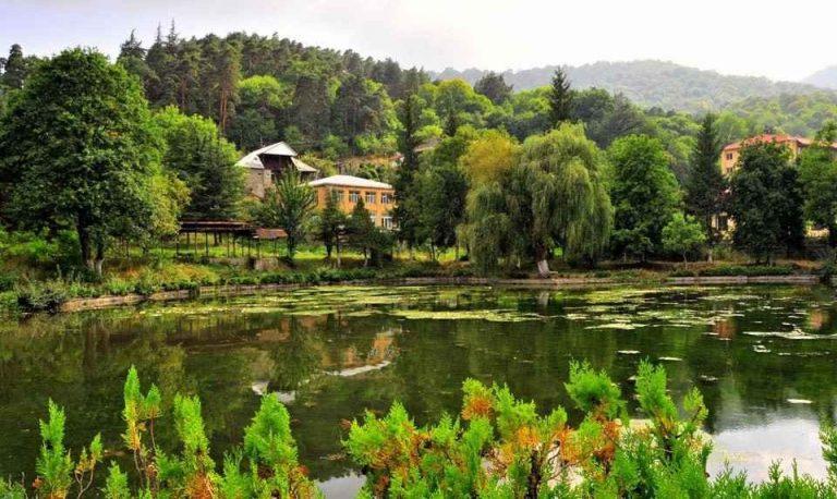 السياحة في ديلجيان ارمينيا