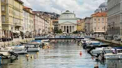 السياحة في تريستي إيطاليا