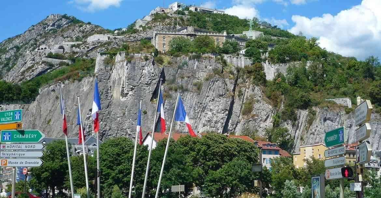 السياحة في غرونوبل الفرنسية
