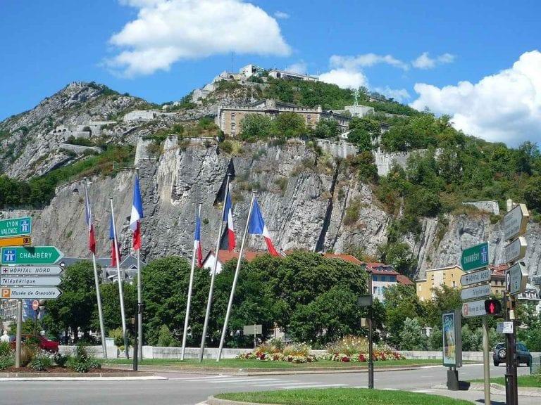 الاماكن السياحية في غرونوبل الفرنسية...