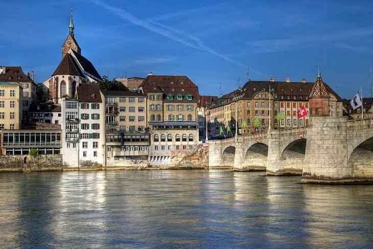 افضل اوقات السياحة في بازل سويسرا...