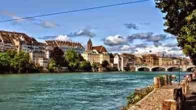 السياحة في بازل سويسرا