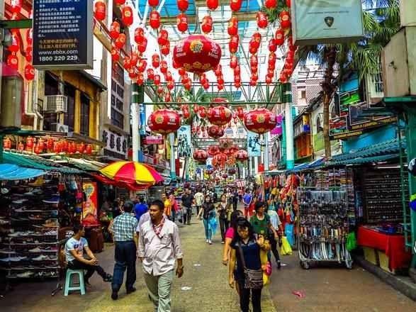 إليك..أفضل معالم السياحة في الحى الصينى فى كوالالمبور...
