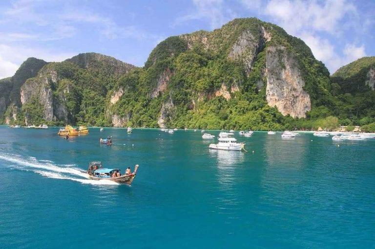 """فى """"باى تايلند""""..أنت على موعد من زيارة افضل معالم السياحة في تايلند..."""