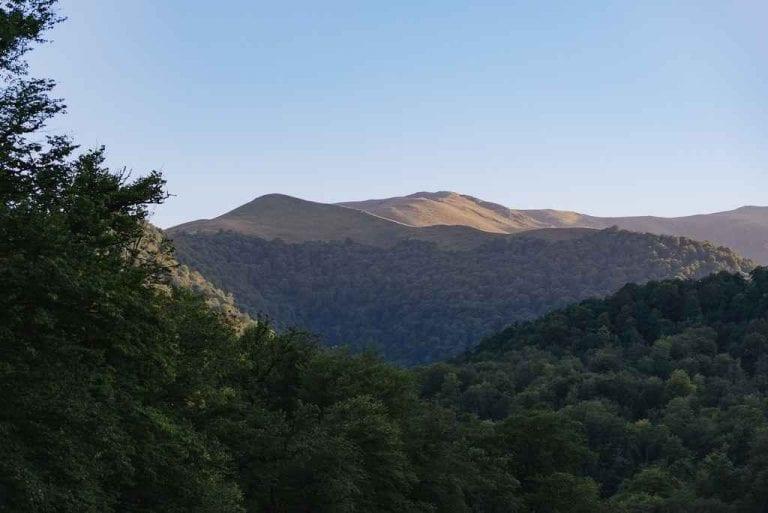 جبال ديليجانDilijan Mountains