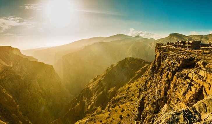 افضل اوقات السياحة في جبل شمس بسلطنة عمان...