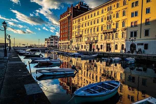 تعرف على درجات الحرارة و أفضل الأوقات لزيارةتريستي إيطاليا