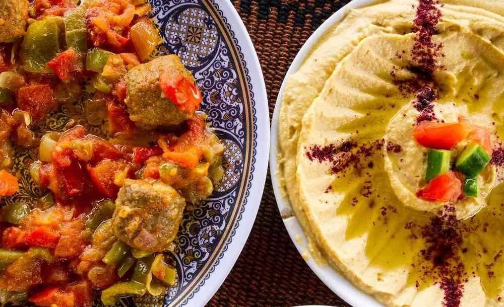 الأكلات المشهورة في الأردن