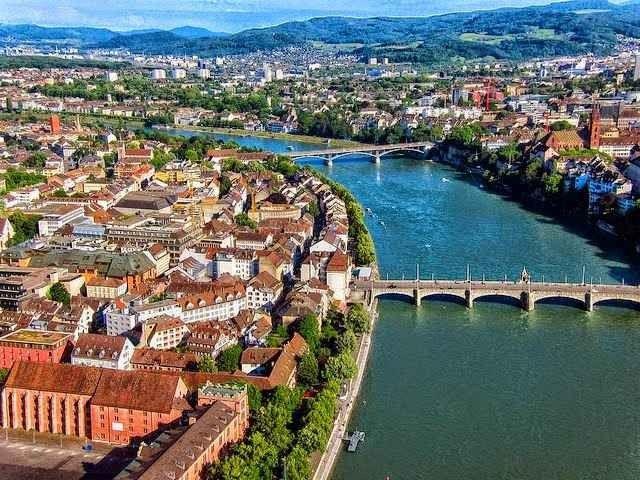 إليك..أفضل الاماكن السياحية في بازل السويسرية ..