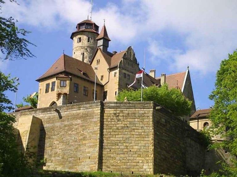 قلعة ألتنبرغAltenberg Castle