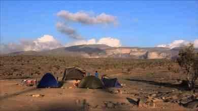 السياحة في جبل شمس سلطنة عمان