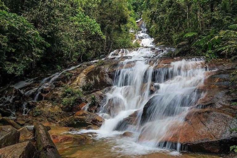 """"""" شلالات كوتا تنجىwaterfalls Johor """" .."""