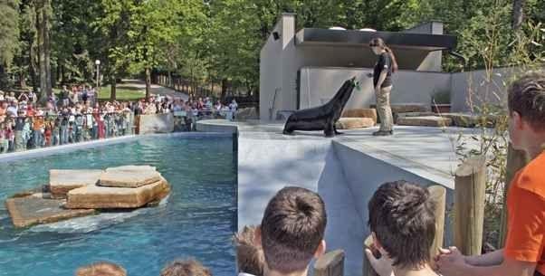 حديقة حيوانات ليوبليانا