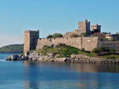 قلعة سانت بيترBodrum Castle