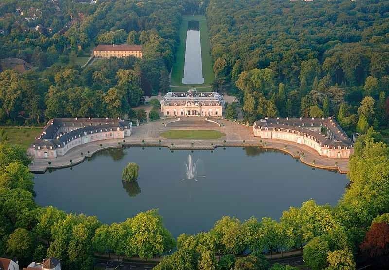 أجمل منتزهات في دوسلدورف .. وأفضل 9 حدائق ومنتزه 3