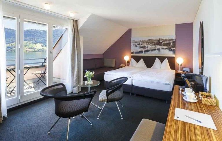 فندق كاستانينباوم سويس كواليتي سيهوتيل