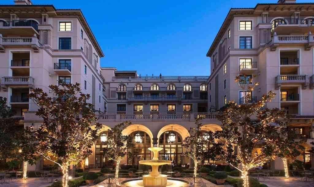 افضل فنادق في لوس انجلوس بيفرلي هيلز .. 4 نجوم تقييمها عالي 1